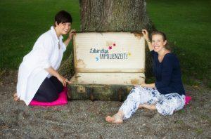 Anette & Isabel - Lebendige Familienzeit - Foto (c) S. Schmid