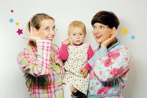 Musik hören - Lebendige Familienzeit