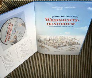 Das Weihnachtsoratorium im Buch mit CD