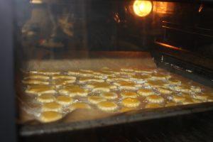 Achtung, der Ofen ist heiß!