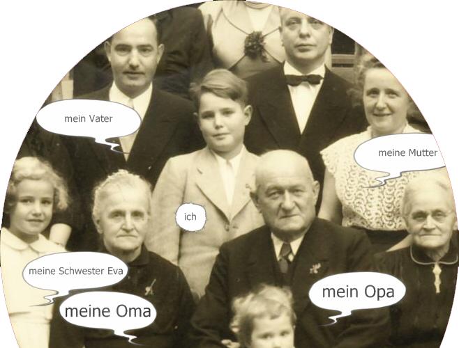Opa-Martins-Familie