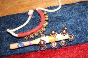 Schellenstab-Schellenband
