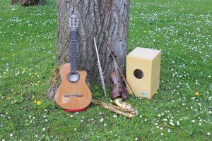 Instrumente spielen lernen - Lebendige Familienzeit