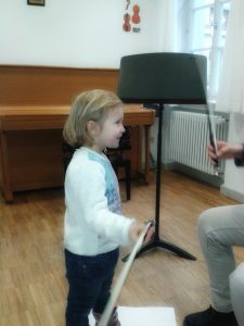 Violine lernen mit der Suzuki-Methode