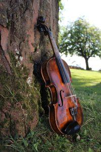 Violine lernen - la-luna-Familienmusik