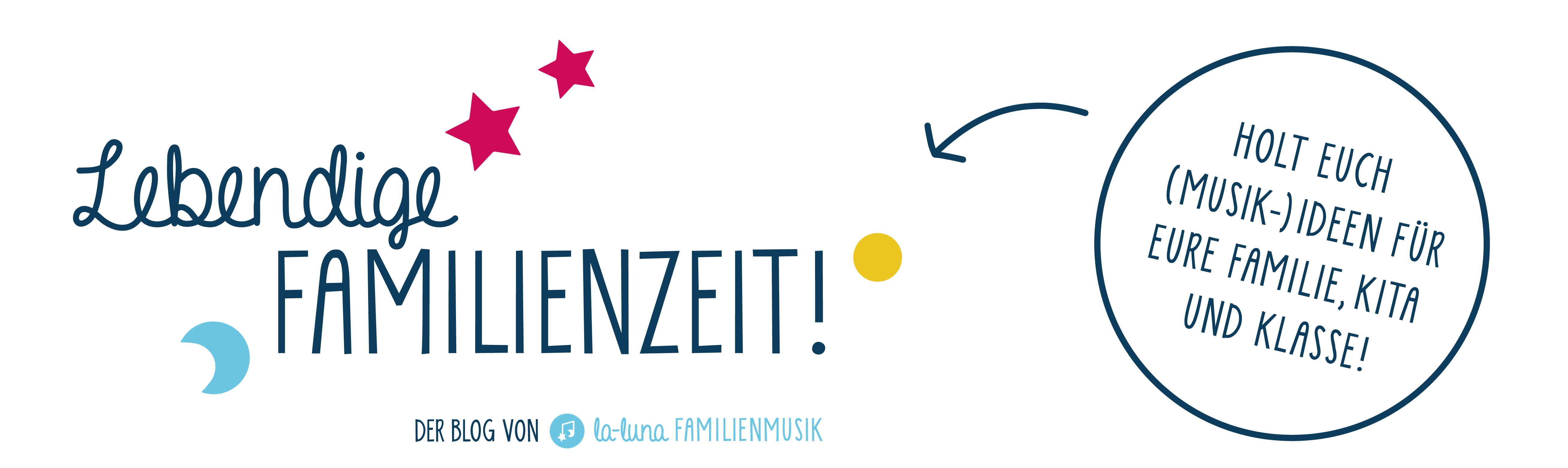 Lebendige Familienzeit by la-luna-Familienmusik