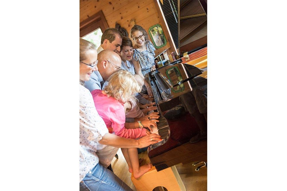 Musik in der Familie - Familienmusik