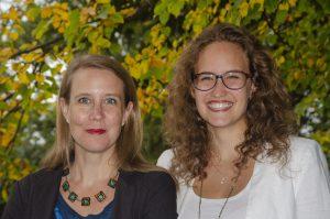 Expertinnen Dr. Isabel Gößwein und Sara-Estelle Gößwein