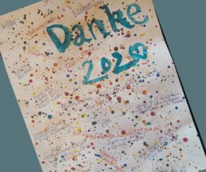Silvester Rückblick 2020